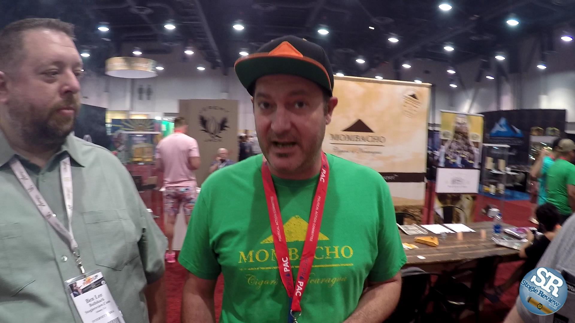 IPCPR 2018: Mombacho