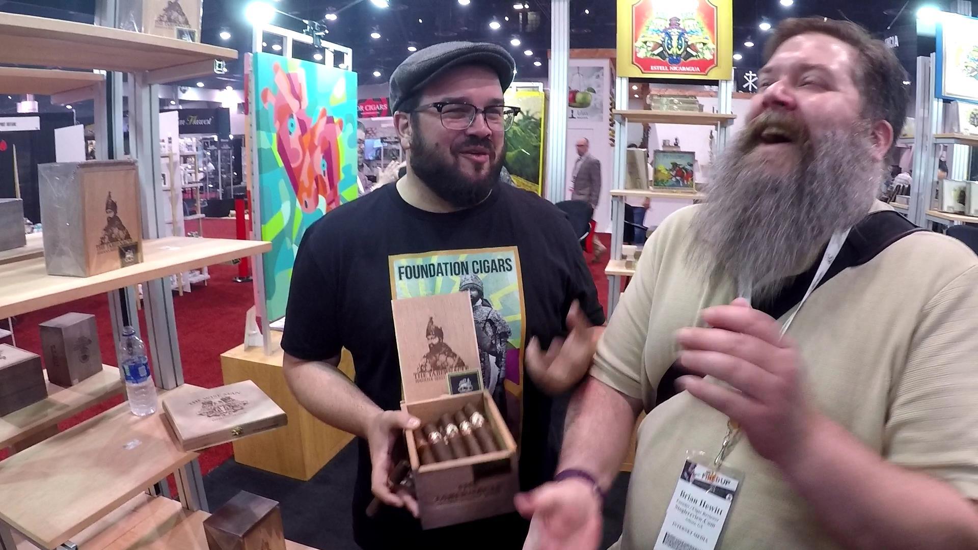 IPCPR 2018: Foundation Cigars