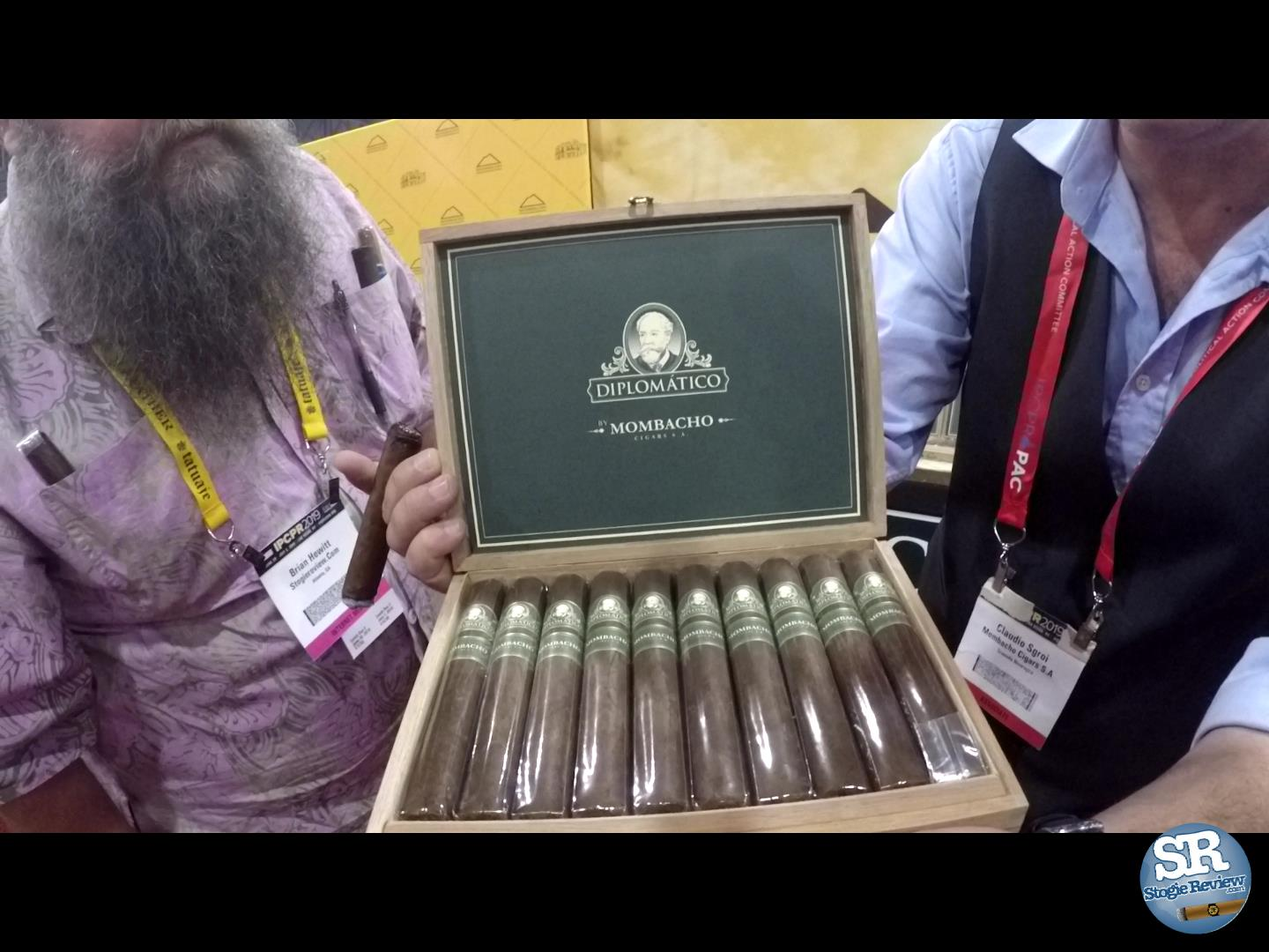 IPCPR 2019: Mombacho